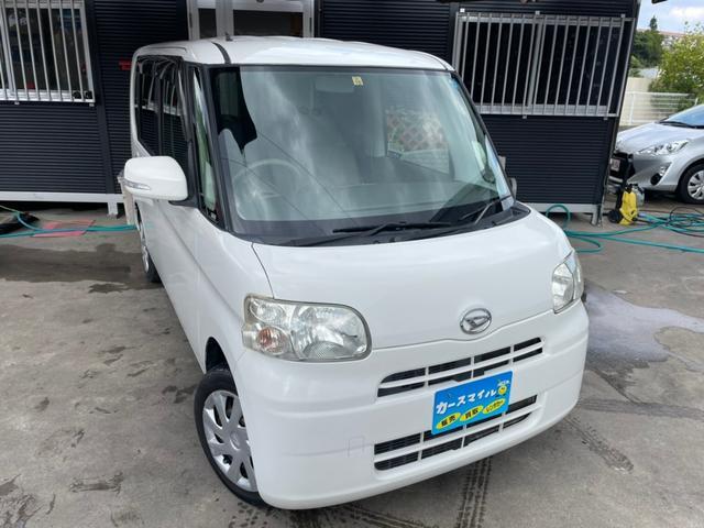 沖縄県糸満市の中古車ならタント X 下取り2万円保証! パワースライドドア スマートキー
