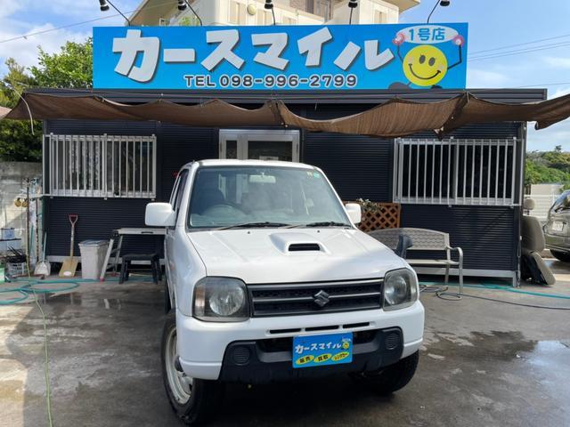 沖縄県糸満市の中古車ならジムニー XG
