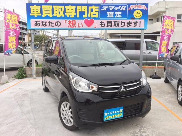 沖縄県の中古車ならeKワゴン E 低走行2万km台