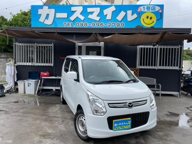沖縄県糸満市の中古車ならフレア XG アイドリングストップ シートヒーター