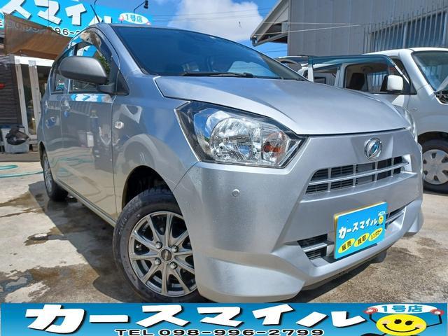 沖縄県糸満市の中古車ならミライース L SAIII 衝突被害軽減ブレーキ アルミホイール