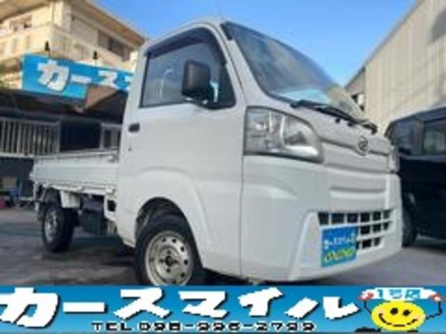 沖縄県の中古車ならハイゼットトラック スタンダード 4WD オートマ パワーウインドウ キーレス スペアキー ETC