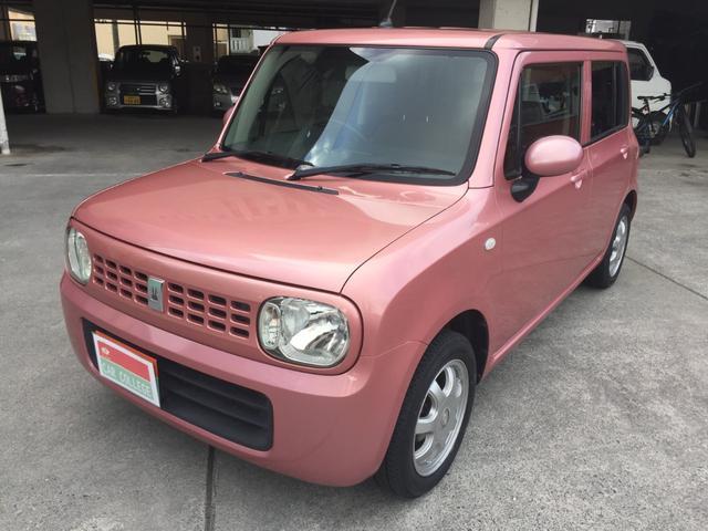 沖縄県の中古車ならアルトラパン GフルセグTVナビ Bluetooth タイヤ新品付
