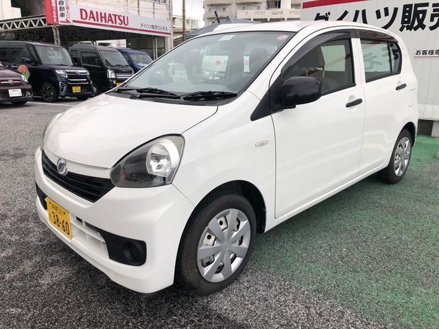沖縄県浦添市の中古車ならミライース D アイドリングストップ ABS Wエアバッグ