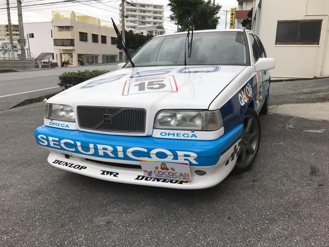 沖縄の中古車 ボルボ ボルボ 850 車両価格 39.8万円 リ済別 1996(平成8)年 12.2万km 特色