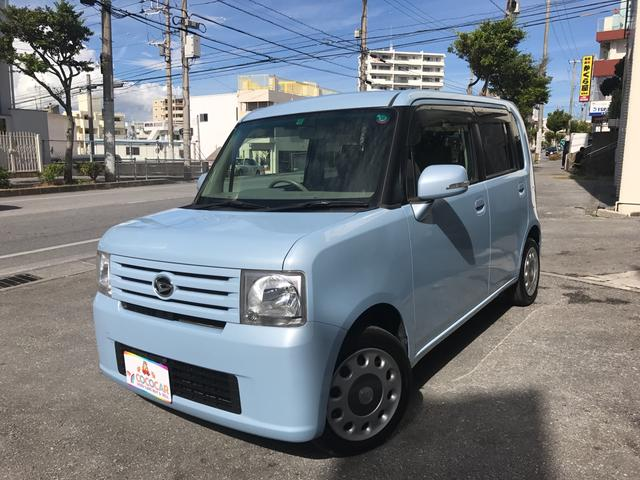沖縄県浦添市の中古車ならムーヴコンテ X +S スマートキー ウインカーミラー ETC CD