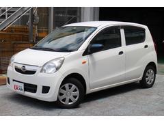 沖縄の中古車 ダイハツ ミラ 車両価格 34.8万円 リ済別 平成24年 5.6万K ホワイト