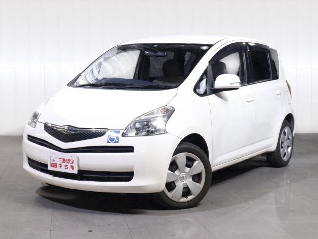 トヨタ X  保証付 車イス仕様車 スロープタイプ2 純正ナビ