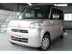 沖縄の中古車 ダイハツ タント 車両価格 59.8万円 リ済別 平成20年 5.8万K ピンク