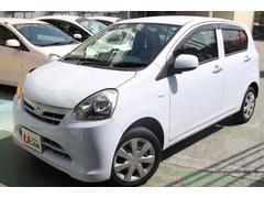 沖縄の中古車 ダイハツ ミライース 車両価格 44.8万円 リ済別 平成23年 6.4万K ライトブルー