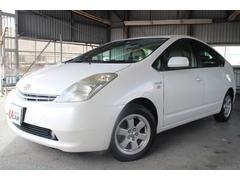沖縄の中古車 トヨタ プリウス 車両価格 39.8万円 リ済別 平成18年 14.4万K パール