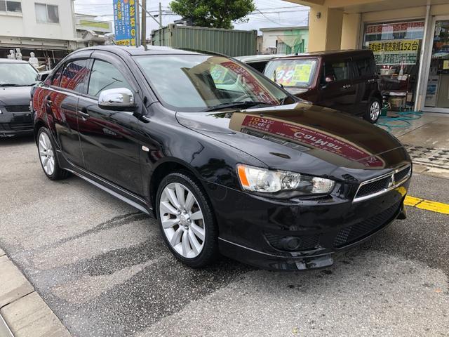沖縄県の中古車ならギャランフォルティス スポーツ 2年保証