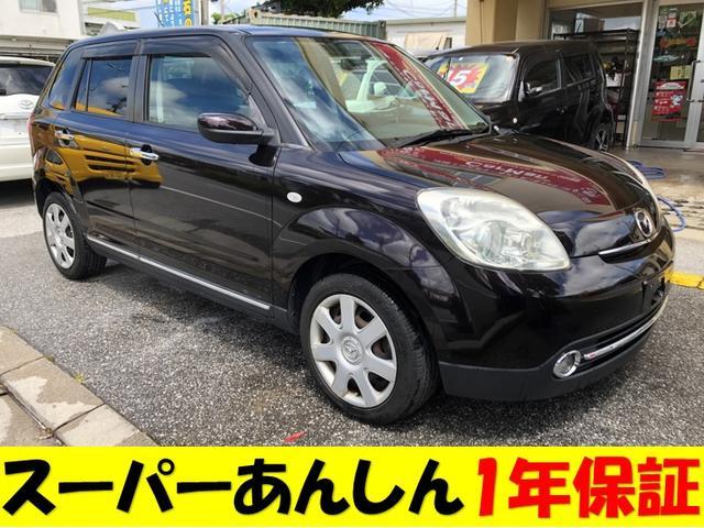 沖縄の中古車 マツダ ベリーサ 車両価格 45万円 リ済込 2009(平成21)年 5.8万km ワインM