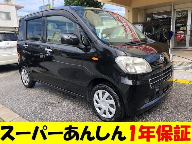 沖縄県の中古車ならタントエグゼ Xスペシャル 基本パック1年保証