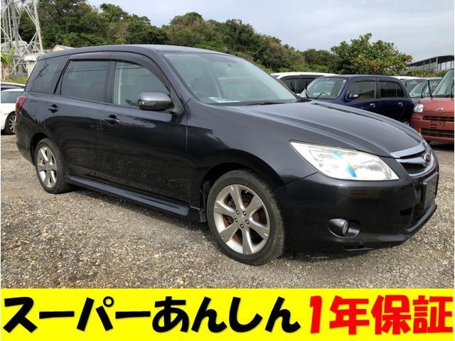 沖縄の中古車 スバル エクシーガ 車両価格 65万円 リ済込 2011(平成23)年 7.5万km グレーM
