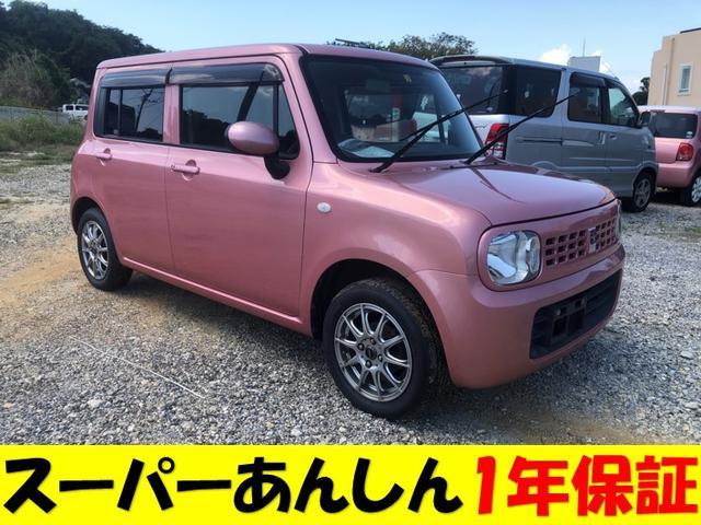 沖縄県の中古車ならアルトラパン G 基本パック1年保証 HDDナビ 社外アルミ 内地仕入