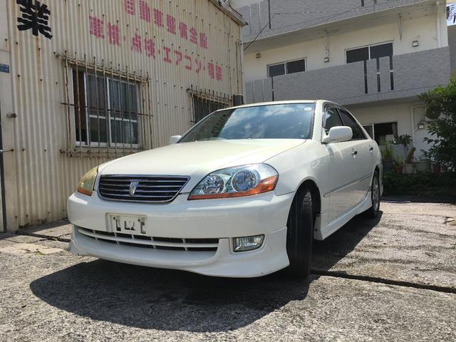 沖縄県の中古車ならマークII グランデ リミテッドナビパッケージ