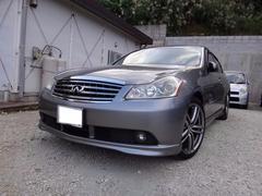 フーガ450GTスポーツパッケージ12月契約下取車買取保証5万円