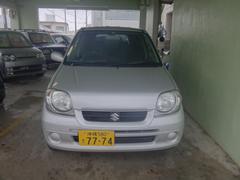 沖縄の中古車 スズキ Kei 車両価格 16万円 リ済込 平成19年 2.3万K シルバー