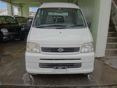 沖縄の中古車 ダイハツ ハイゼットカーゴ 車両価格 24万円 リ済込 平成16年 6.2万K ホワイト