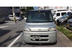 沖縄の中古車 ダイハツ タント 車両価格 14万円 リ済込 平成17年 14.6万K ゴールド
