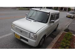 沖縄の中古車 スズキ アルトラパン 車両価格 10万円 リ済込 平成15年 12.4万K ホワイト
