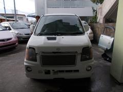 ワゴンRRRリミテッド 9月契約下取車買保証3万円