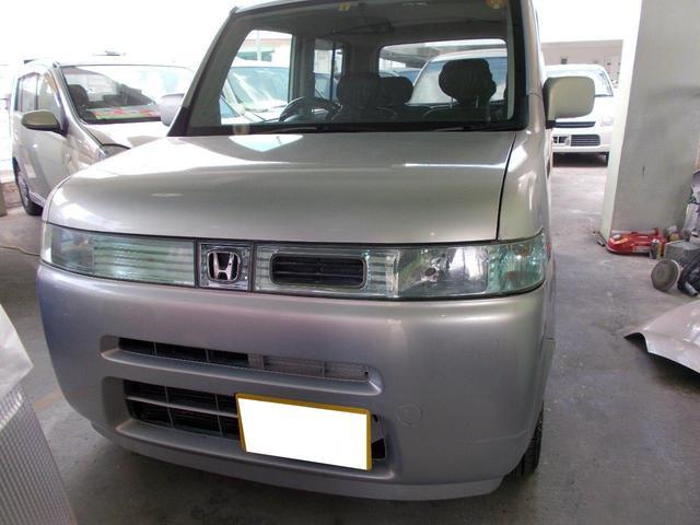 沖縄県の中古車ならザッツ ベースグレード 12月契約下取車買取保証2万円