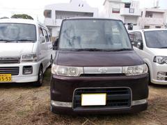 タントカスタムL 10月契約下取車買取保証3万円