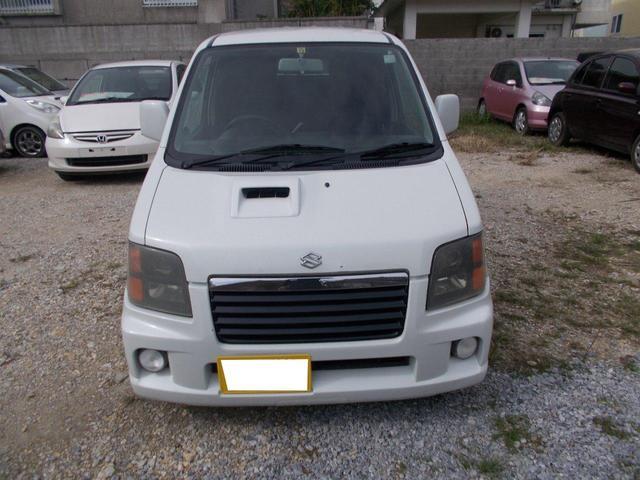 沖縄県の中古車ならワゴンR RRリミテッド