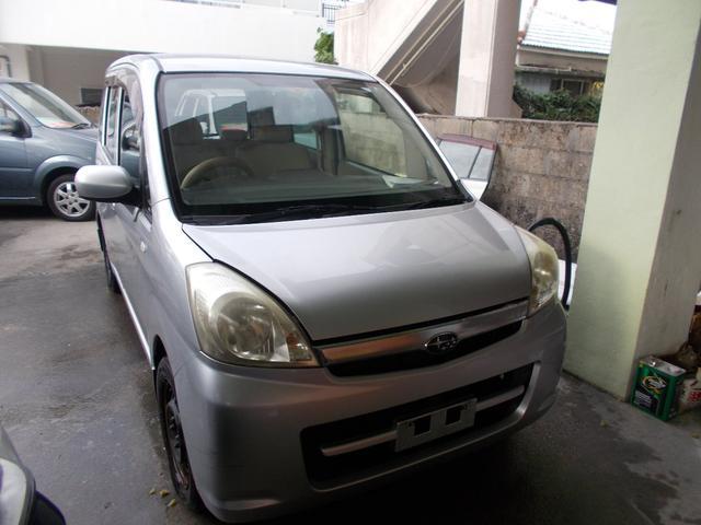沖縄県の中古車ならステラ L 12月契約下取車買取保証3万円