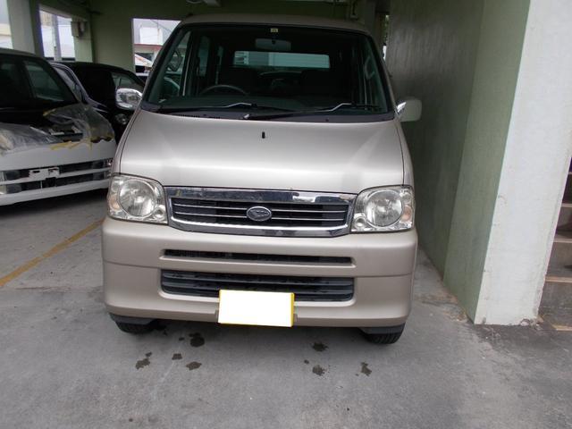 沖縄県の中古車ならアトレーワゴン ツーリングターボ 5MT 12月契約下取車買取保証3万円