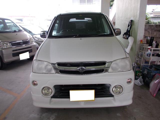沖縄県の中古車ならテリオスキッド CL 12月契約下取車買取保証3万円