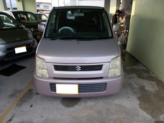 沖縄県の中古車ならワゴンR FX 1月契約下取車買取保証5万円