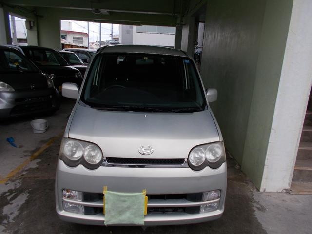 沖縄県の中古車ならムーヴ カスタム X 1月契約下取車買取保証3万円