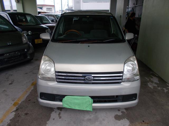 沖縄県の中古車ならミラアヴィ X