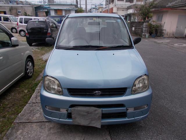 沖縄県の中古車ならプレオ F 5MT車 1月契約下取車買取保証3万円