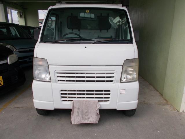 沖縄県の中古車ならキャリイトラック 冷蔵冷凍車