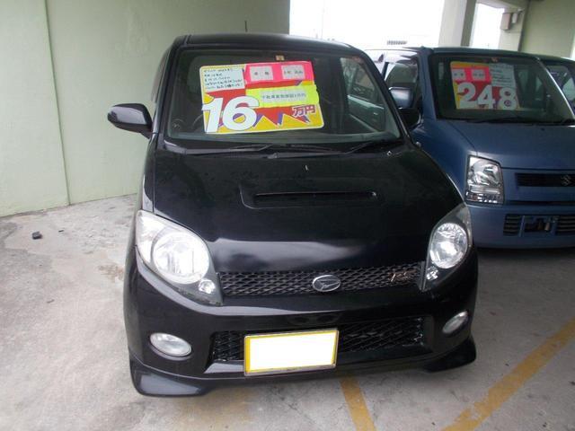沖縄県の中古車ならMAX RS