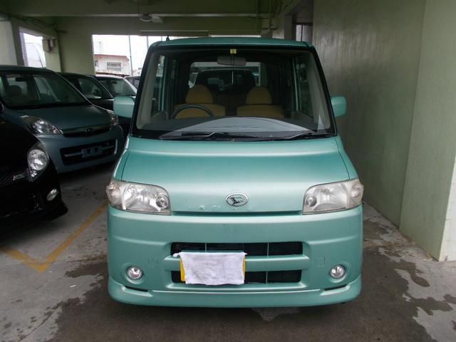 沖縄県の中古車ならタント X 安心1年保証走行無制限付き