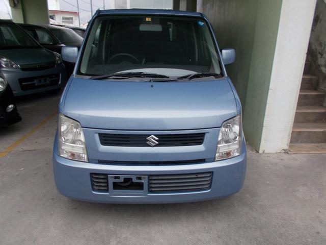 沖縄県の中古車ならワゴンR FX 安心1年保証走行無制限付き