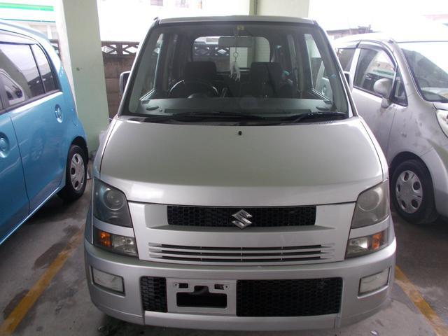 沖縄県の中古車ならワゴンR RR-DI 安心保証1年・走行無制限付き