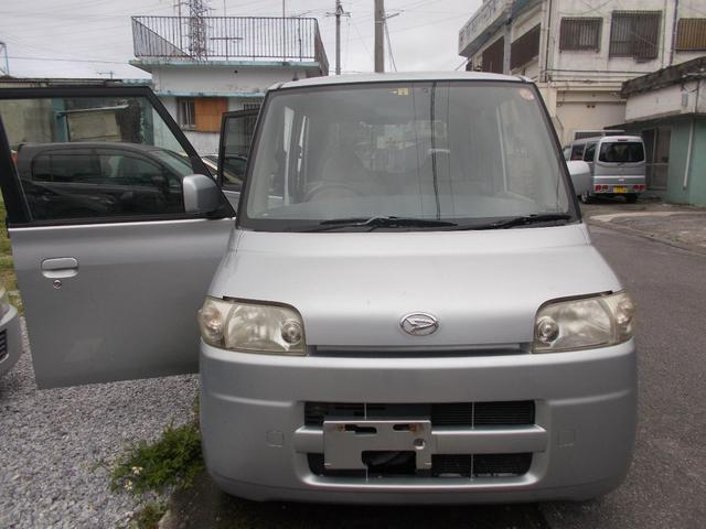沖縄県の中古車ならタント L バッテリー新品交換サービス