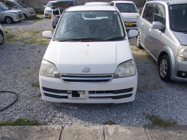 沖縄県の中古車ならミラ D バッテリー新品、エンジンオイル交換サービス