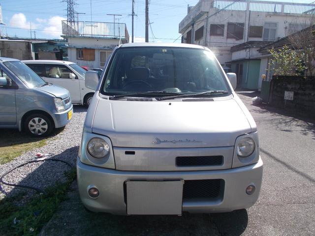 沖縄県の中古車ならワゴンR FTエアロ