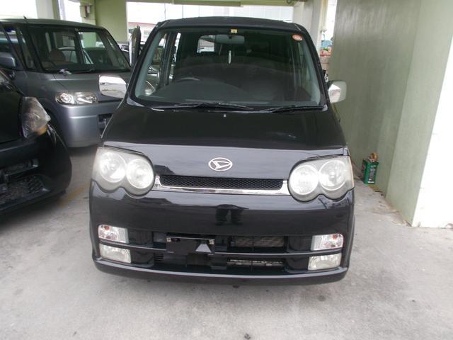 沖縄県の中古車ならムーヴ カスタム RSリミテッド 安心1年保証・走行無制限付き