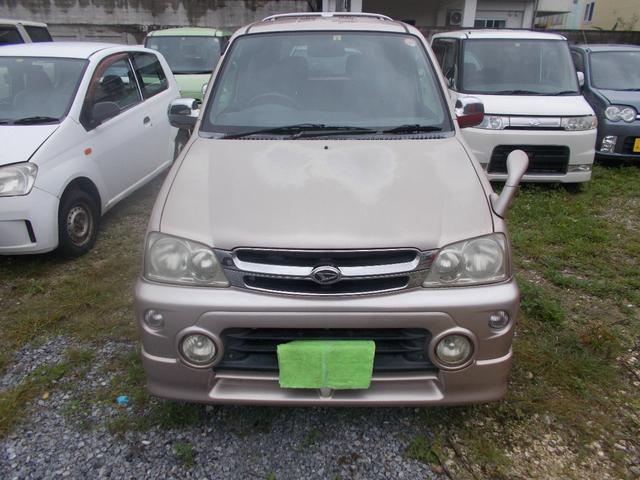 沖縄県の中古車ならテリオスキッド CL