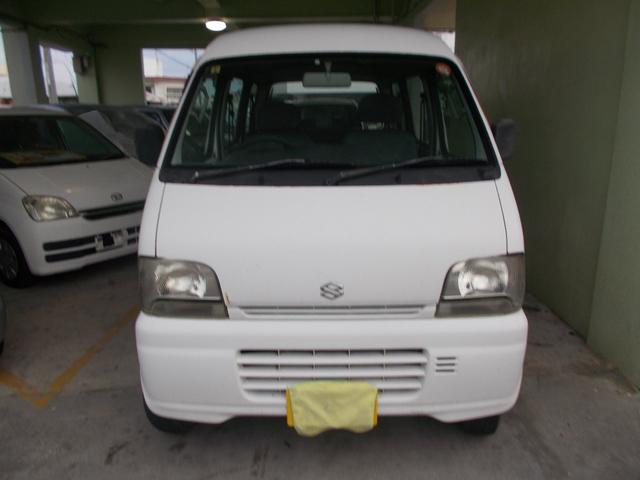 沖縄県の中古車ならエブリイ PA 5MT車 バッテリー新品交換サービス