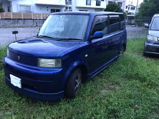 沖縄県の中古車ならbB 車検残り、下取車買取強化中です