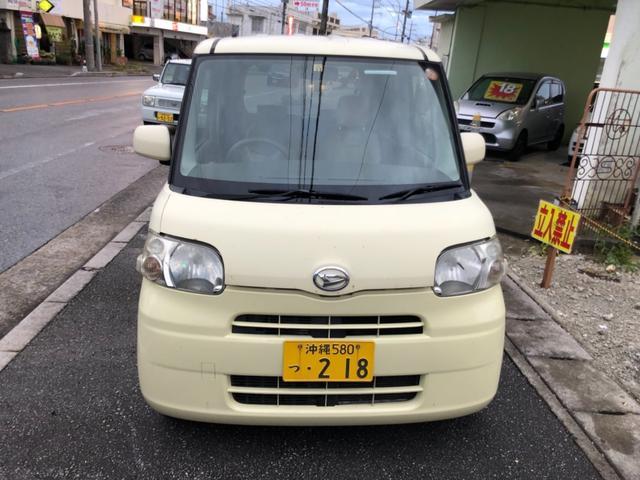 沖縄県の中古車ならタント Xリミテッド 現状販売